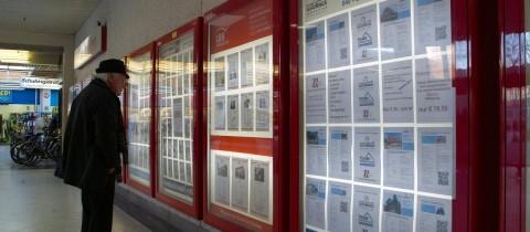 Werbeanlagen für Immobilienangebote ab 99,00 € netto zzgl.MwSt