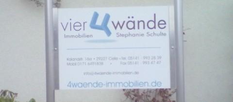 Empfang- oder Firmenschild  295,00 € netto