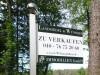 Immobilien – Verkaufsgalgen Maklergalgen 129,00 €  Charmant  zzgl. Mwst